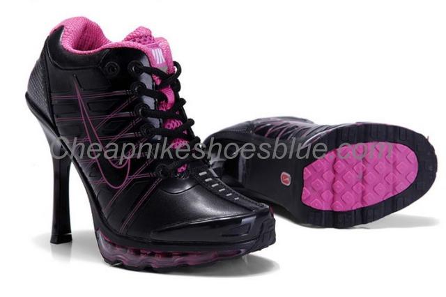 nike pink and black shoes 7 desktop wallpaper