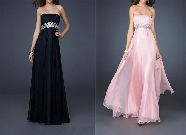 pink-and-black-prom-dresses