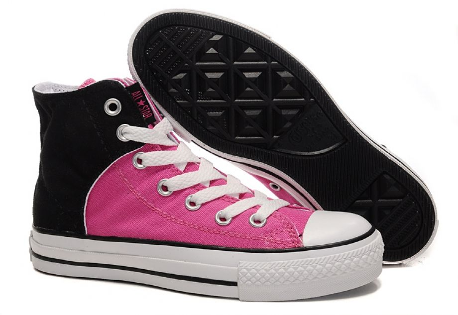 pink and black shoes 39 background wallpaper