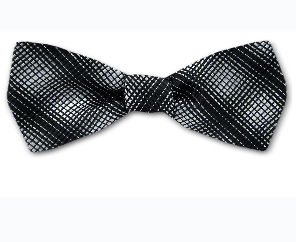 Black And Silver Bow Tie 32 Free Hd Wallpaper