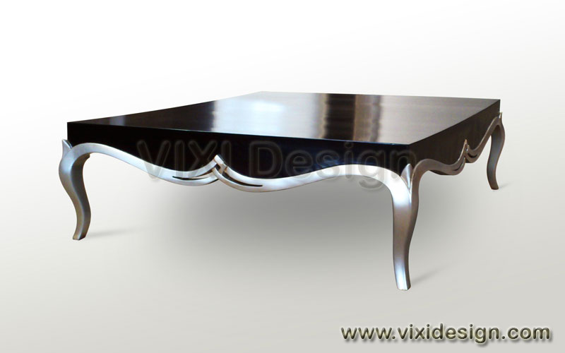 Black And Silver Furniture 24 Widescreen Wallpaper