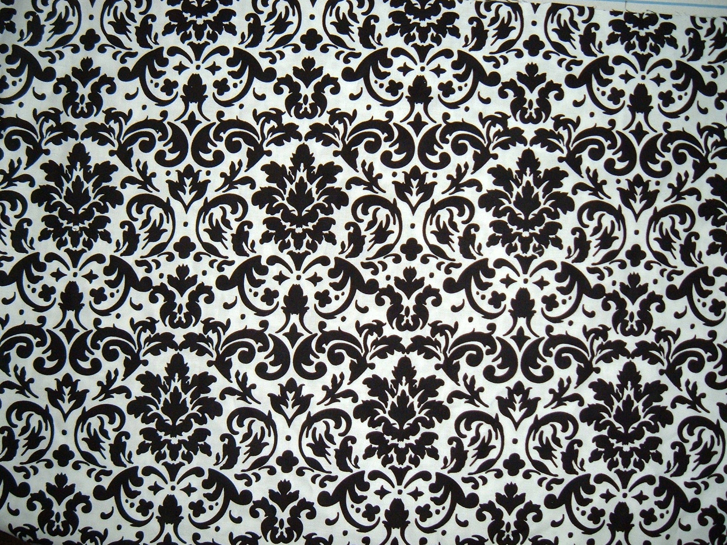 Black And White Damask Wallpaper 23 Background ...