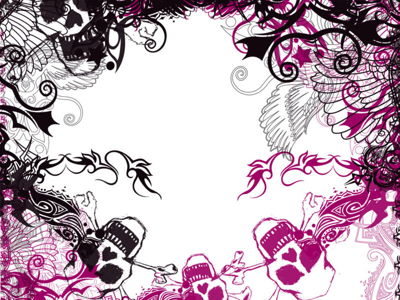 Black And Pink Wallpapers - Wallpaper Cave |Black And Pink Wallpaper Design