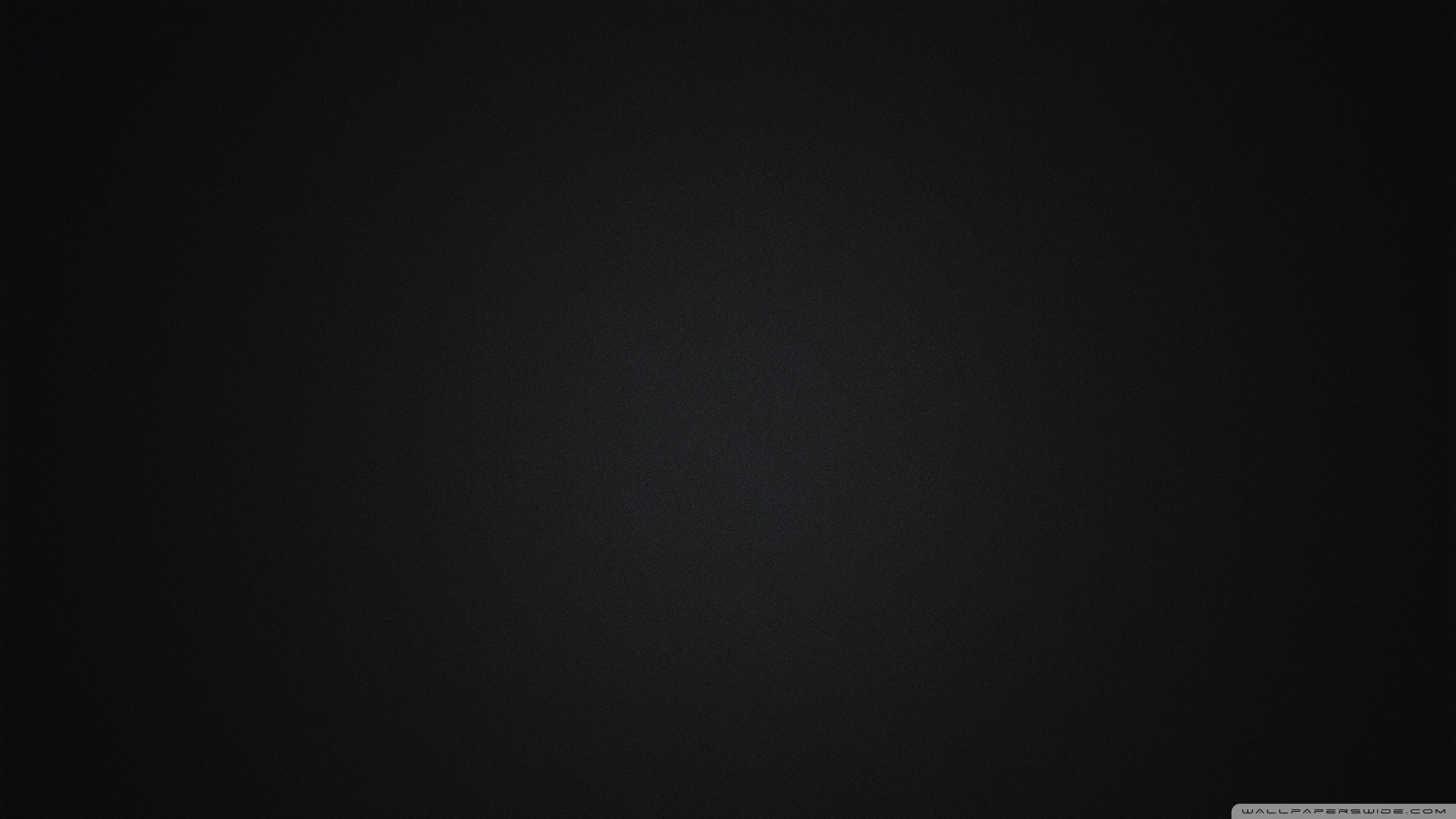 Plain Black Screen 2 Background