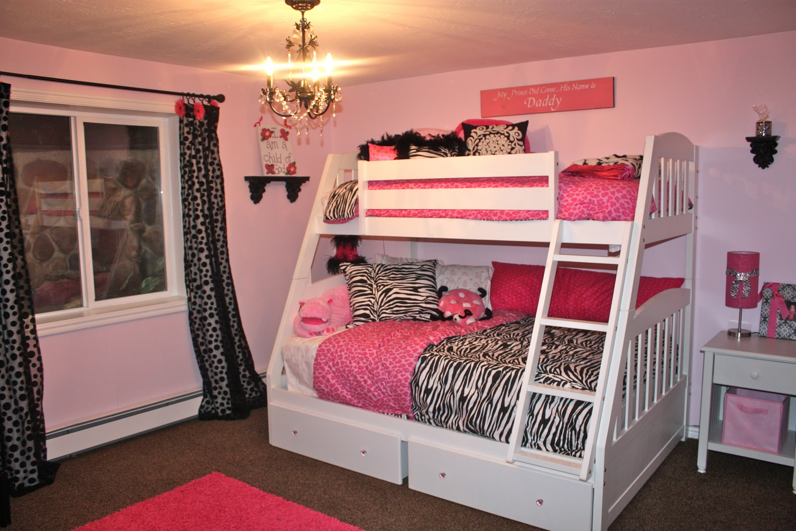 Black and pink bedroom ideas 13 hd wallpaper for Black pink and white bedroom ideas