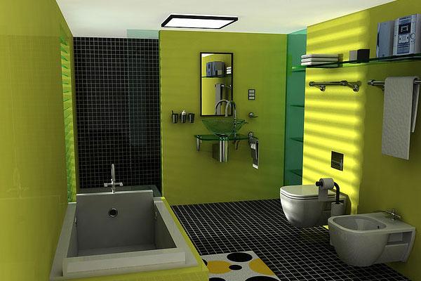 Green And Black Colors 6 Cool Hd Wallpaper