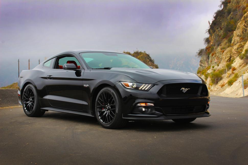 Black Ford Mustang 19 Wide Wallpaper Hdblackwallpapercom