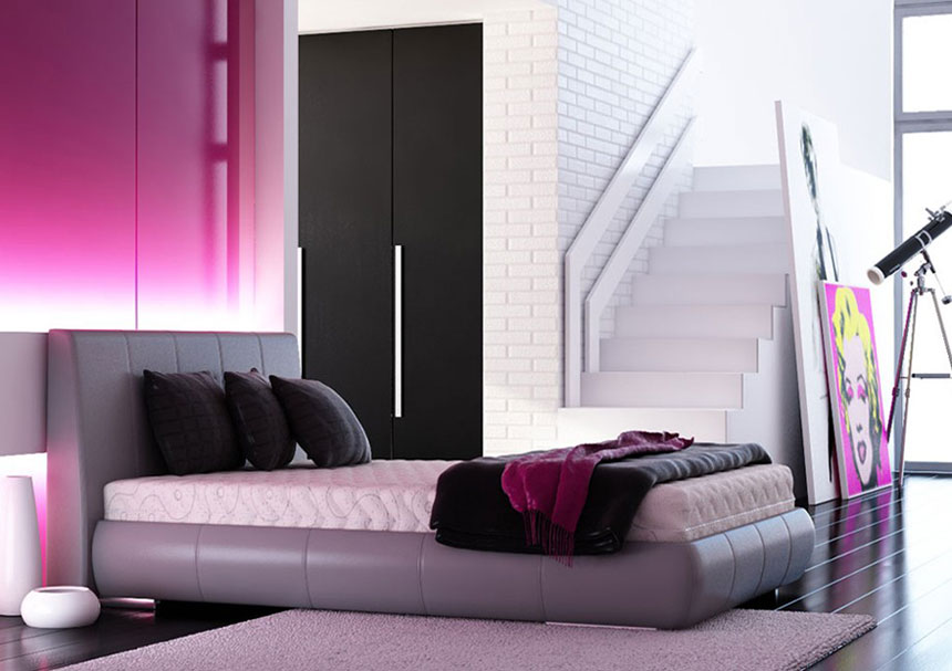 black and pink bedroom ideas pink and black interior ideas 5 cool hd wallpaper 18324